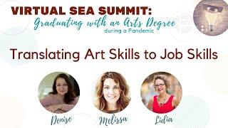 Translating Creative Skills to Job Skills (2)