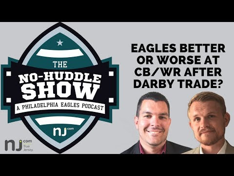 After Ronald Darby trade, are Eagles better or worse at CB and WR?