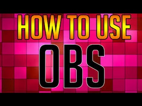 OBS How to Fix Video OutPut
