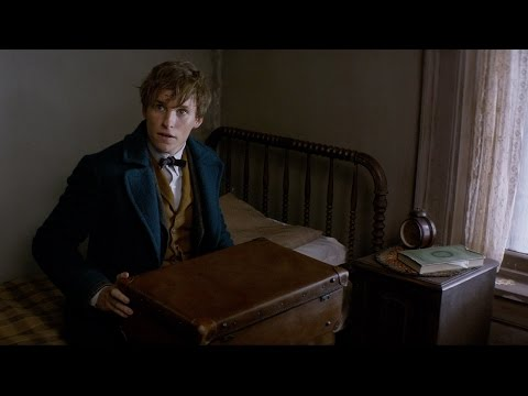 Fantastic Beasts and Where to Find Them - Announcement Trailer [HD]