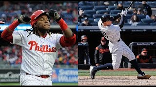 New York Yankees vs Philadelphia Phillies Highlights || June 25, 2018