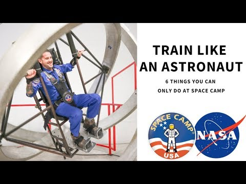 Train Like an Astronaut at NASA Space Camp