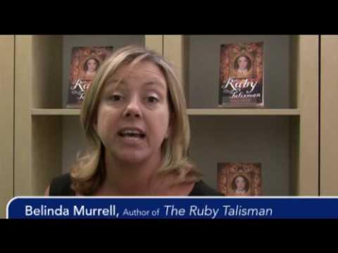 Belinda Murrell talks about THE RUBY TALISMAN