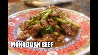 MONGOLIAN BEEF Stir-Fry Recipe | Wok With Me