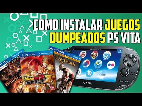 como Instalar Juegos Dumpeados PS VITA + Dragon Ball Z Battle of Z PS VITA | Tecnocat apps