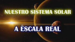 Descubre el Sistema Solar, órbitas, planetas y distancias