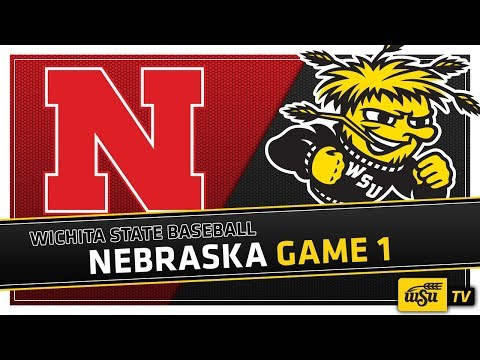 Wichita State Baseball :: WSU vs. Nebraska Game 1