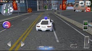 China Town Police Car Racers / Police Car Racing Games / Android Gameplay FHD #2