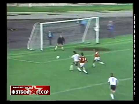 1990 Торпедо (Москва) - Арарат (Ереван) 2-1 Чемпионат СССР по футболу