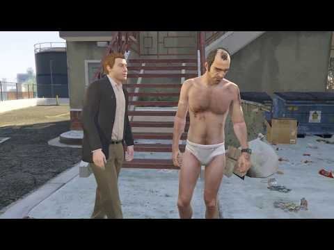 Grand Theft Auto 5, Part 32 / Surreal Estate, Architect's Plans, Daughter Stalker, Exercising Demons