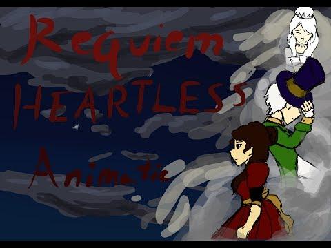 HEARTLESS (Finished)- Requiem: DEAR EVAN HANSON Animatic