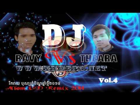 09 ភ្ជុំសន្យាថាទៅវត្ត   Dj Theara Remix