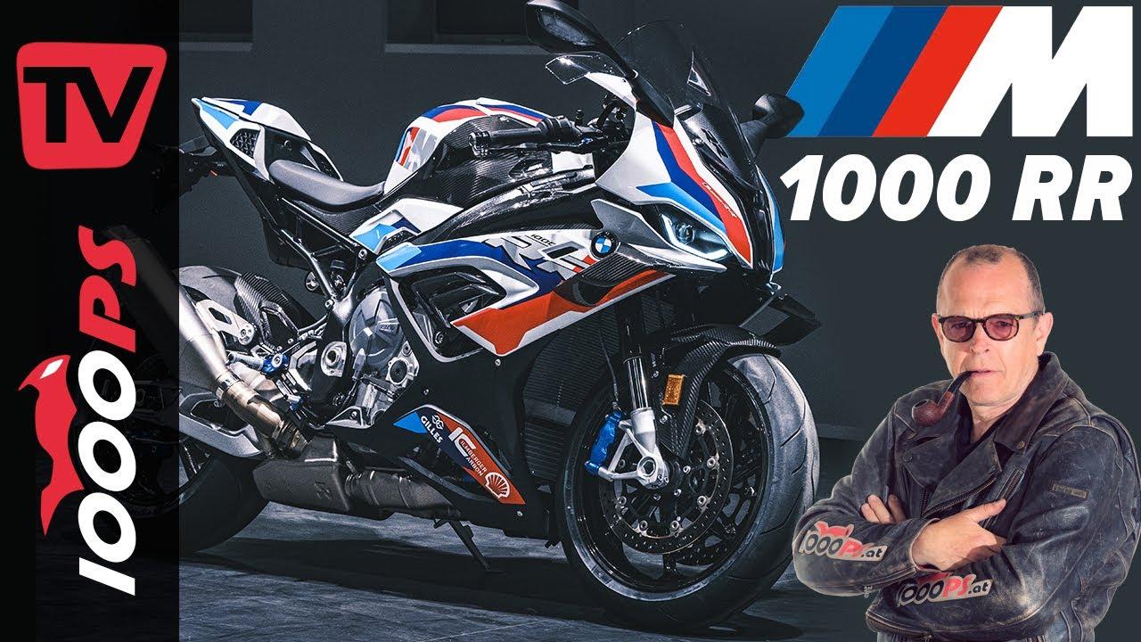 Download BMW M 1000 RR 2021 - Insider Infos zum exklusiven BMW Superbike - Perfektion und Feintuning