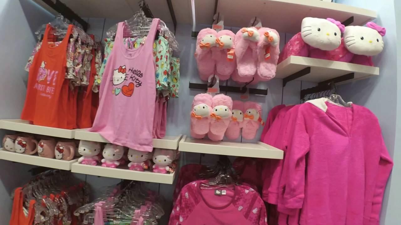 a82b6effe Hello Kitty Shop Universal Studios Florida - YouTube