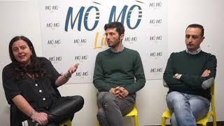 Murgia e Rifiuti - MoMo Live Seconda Puntata