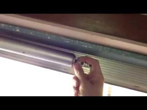 Adjust your Storm Door Closer - YouTube