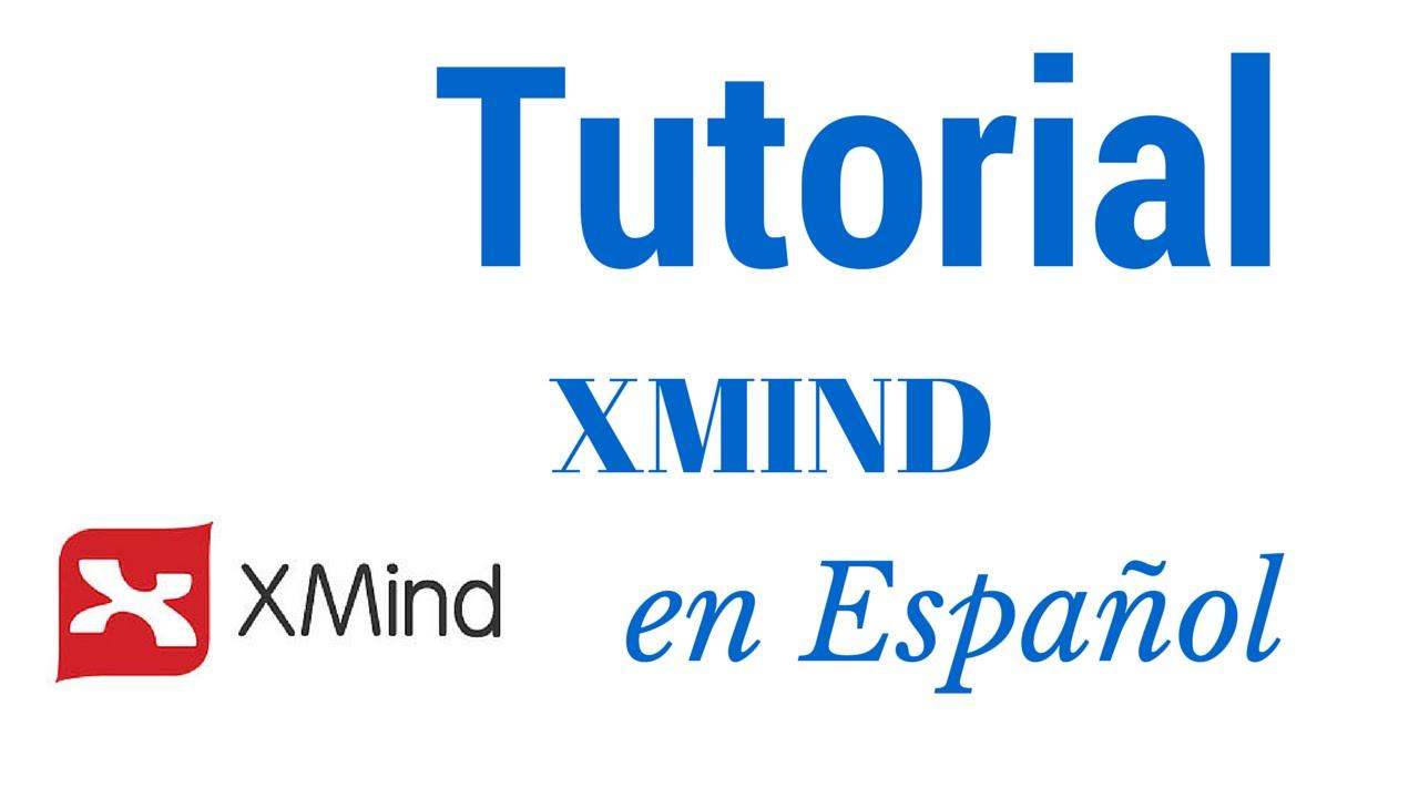 Tutorial XMind: Crear Mapas Mentales y Mapas Conceptuales - YouTube