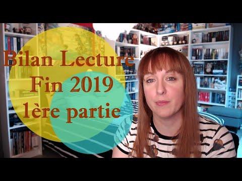 Bilan Lecture fin 2019 : 1ère partie ! Frissons, thrillers et amour !