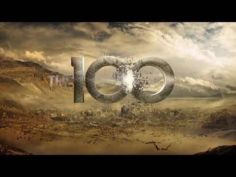 The 100 Season 5 Opening Title Sequence (HD)