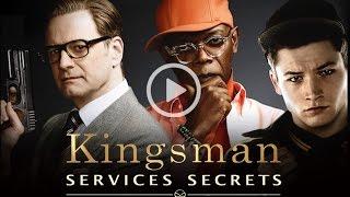 bande-annonce  Kingsman - Services secrets