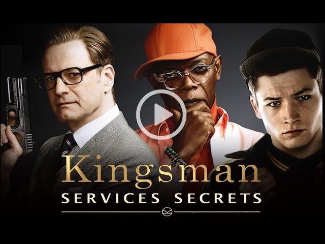 Kingsman : Services Secrets - Bande annonce 2 [Officielle] VF HD