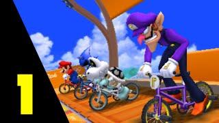 Journal - Mario & Sonic Rio Olympics (Equestrian, BMX, Hurdles)