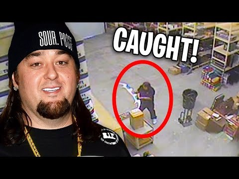 Chumlee Was Fired From Pawn Stars After This Happened?