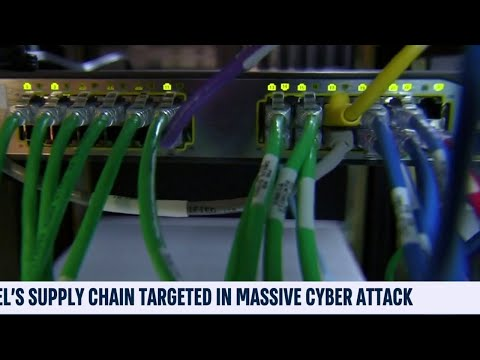 Israel Targeted By Iranian Hackers In Massive Cyber Attack