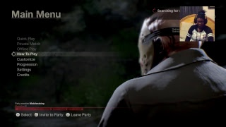 Friday the 13th the game:Ps4 platform: buzz stream with the crew