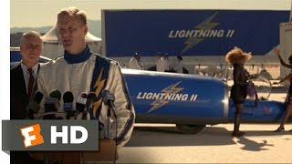 Rat Race (9/9) Movie CLIP - Lightning II: The Landspeeder (2001) HD