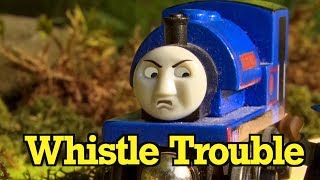 Thomas and Friends  - Whistle Trouble Adaptation