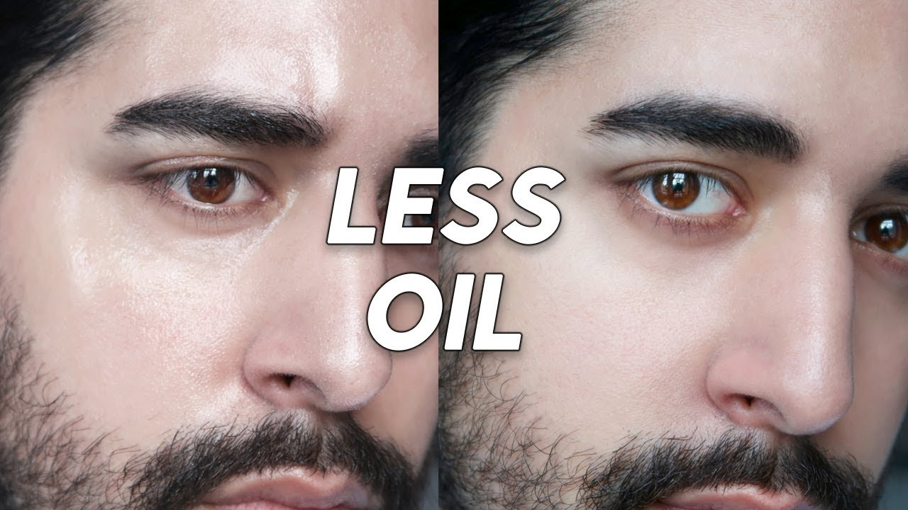 GREASY TO GLOWING! Control / Work With Your Oily Skin - Oily Skin Tips,  Tricks & Hacks ✖ James Welsh