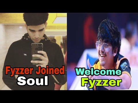 Fyzzer Joined Soul || Big News Fyzzer Joined Soul || Hydra Clan Vs Fyzzer