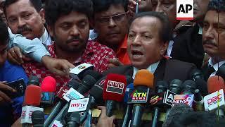 Bangladesh sentences 19 to death for political rally attack