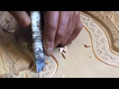 Mohamed, Furniture Artisan in Abdjalel's Shop