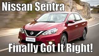 Review: Forget The Versa! The 2018 Nissan Sentra Is BEST!