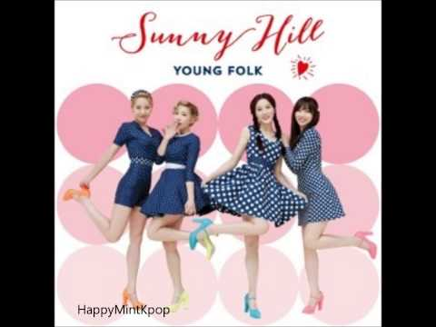 [Full Audio/ MP3 link] SunnyHill- Darling of All Hearts HD