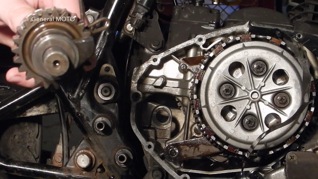 Repeat Garage Time - XS400 kickstart messed up tutorial by General