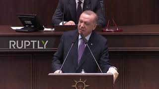 "Turkey: ""We will not take the slightest step back in Idlib"" - Erdogan"