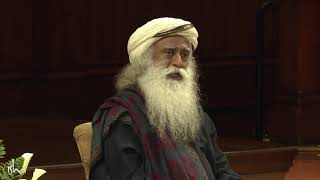 Pain Relief  From Physiology to Neurology   Sadhguru @ Harvard Medical School