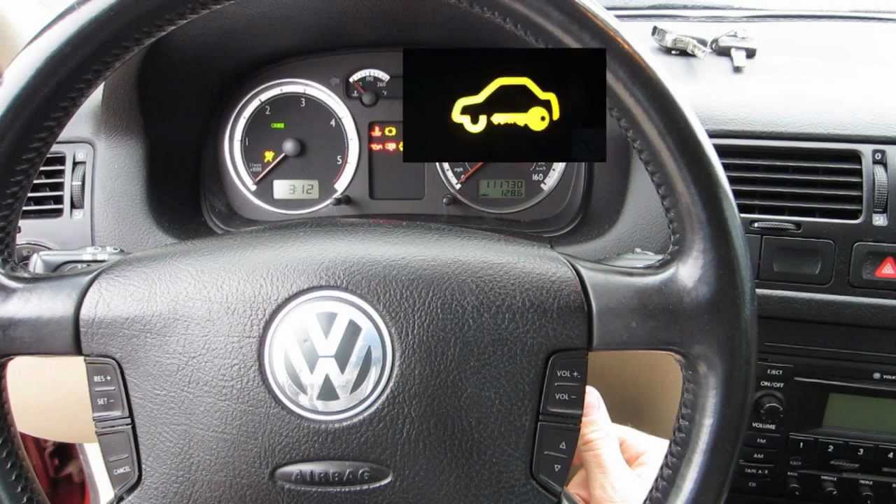 mk4 jetta tdi wiring diagram cytokinesis labeled immobilizer 2 and 3 key adaptation - youtube