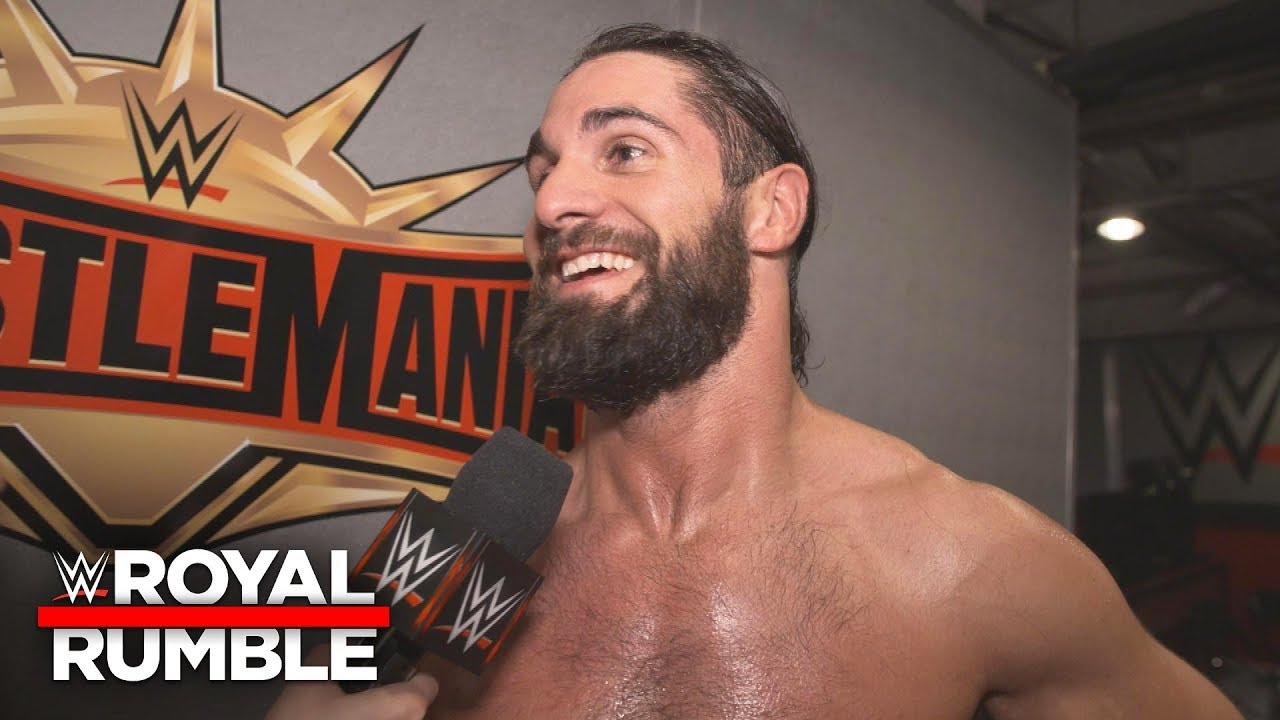 Seth Rollins considers his WrestleMania opponent options: WWE Exclusive, Jan. 27, 2019