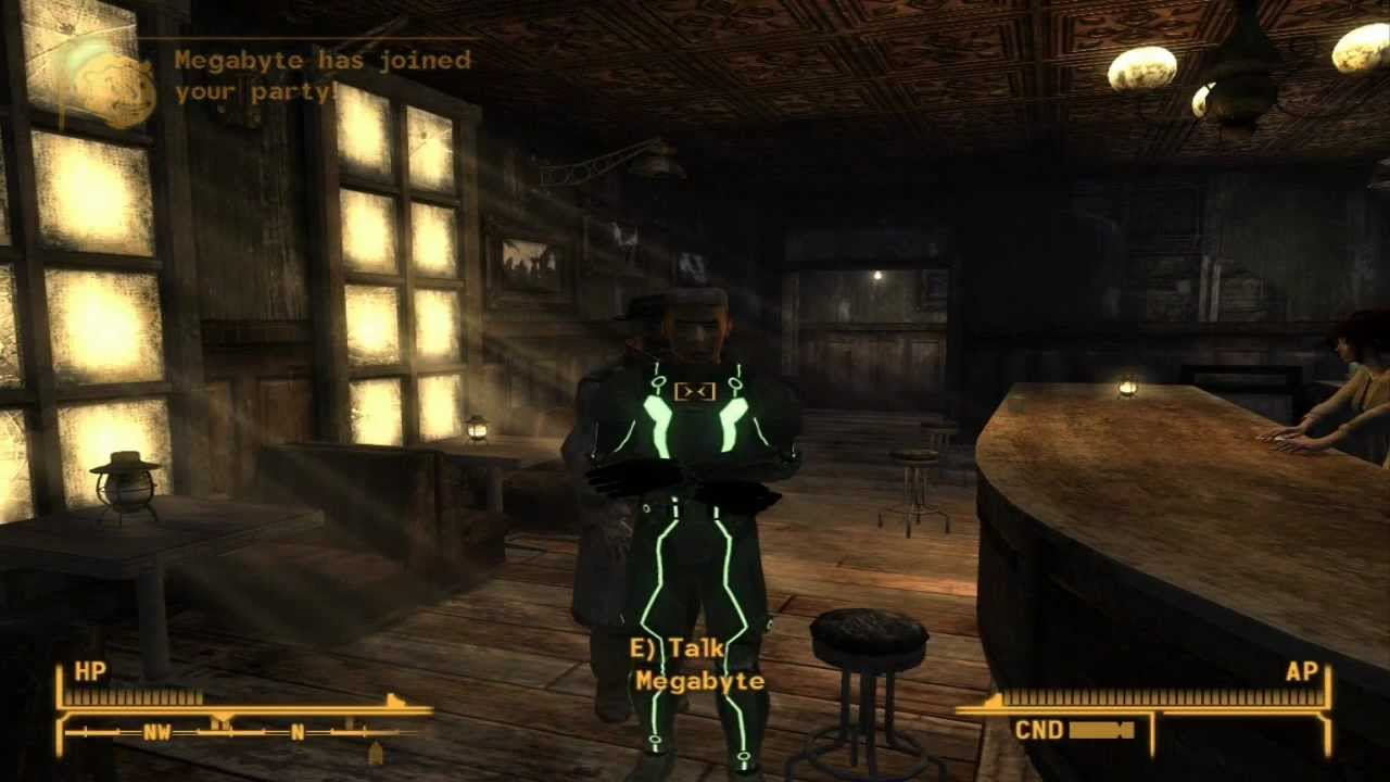how to get lily as companion fallout new vegas