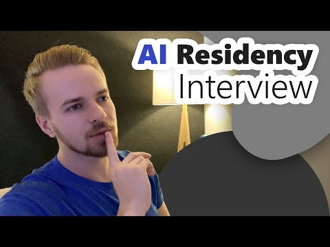 AI Residency Interview: All you need to know [Research Internship Interview]