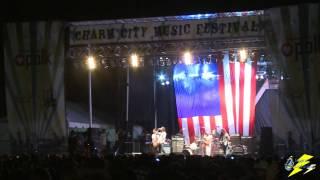 Pyrotechnics @ Charm City Music Festival  Baltimore Fireworks