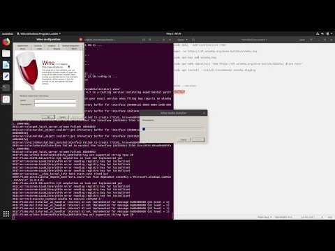 How to install Wine Staging on Ubuntu 19 04 - YouTube