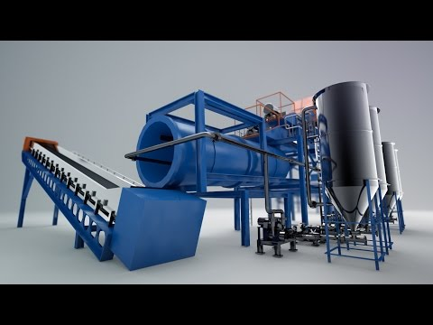 CoalTech Agglomeration Technology - Transforming Waste Coal Fines into Coal Pellets
