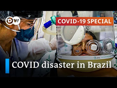 How Brazil's coronavirus response went from bad to absolute disaster