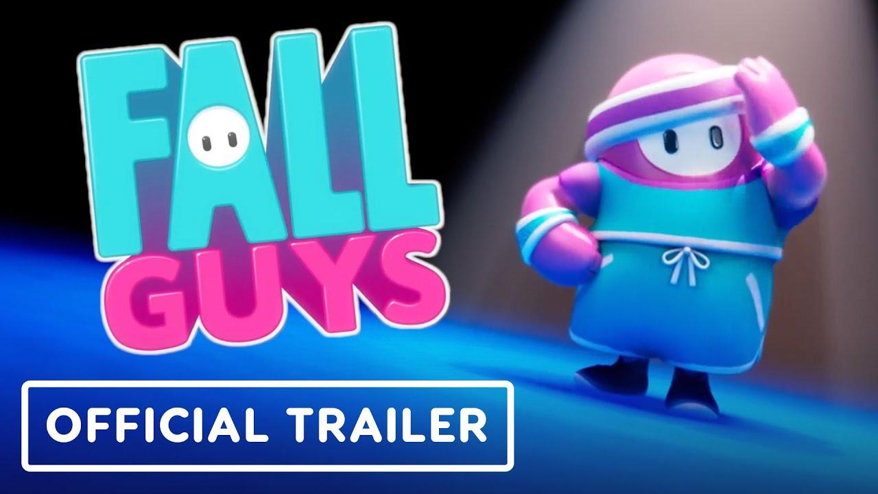Fall Guys  اللعبة الممتعة للكبار و الصغار و الاعلان الرسمي المميز لها