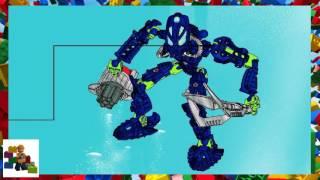 LEGO instructions - Bionicle - 8914 - Toa Hahli